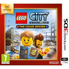 LEGO City Undercover: The Chase Begins для Nintendo 3DS
