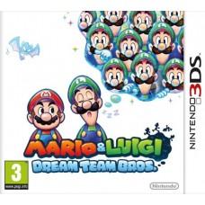 Mario & Luigi: Dream Team русская версия для 3DS