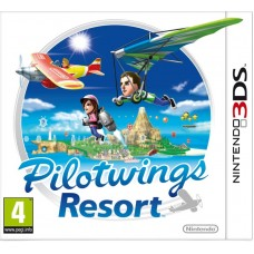 Pilotwings Resort русская инструкция для 3DS