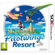 Pilotwings Resort русская инструкция для 3DS
