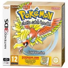 Pokemon Gold (код для скачивания) для 3DS