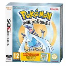 Игра для Nintendo 3DS Pokemon Silver (код для скачивания)