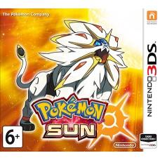 Pokémon Sun для Nintendo 3DS