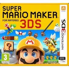 Super Mario Maker русская версия для 3DS