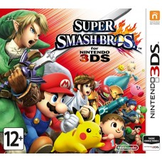 Super Smash Bros русская версия для Nintendo 3DS