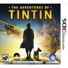 Игра для Nintendo 3DS  The Adventures of Tintin: The Game