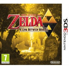 The Legend of Zelda: A Link Between Worlds для 3DS