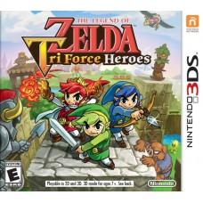 The Legend of Zelda: Tri Force Heroes для 3DS