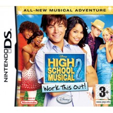 High School Musical 2 для DS