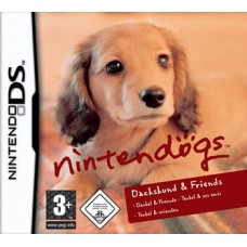 Nintendogs: Dachshund & Friends для DS