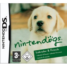 Nintendogs: Labrador & Friends для DS