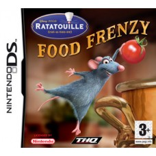 Disney/Pixar Ratatouille: Food Frenzy для DS
