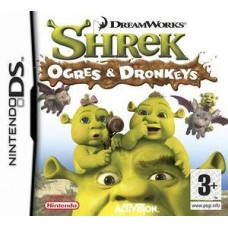 Shrek Ogres & Dronkeys для DS