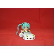 Nendoroid. Фигурка Hatsune Miku с машинкой