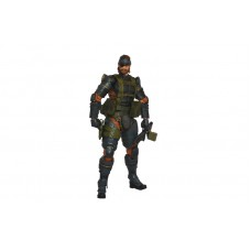 Metal Gear Solid: Peace Walker. Фигурка Armored Naked Snake
