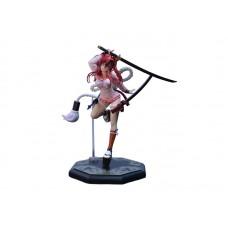 Hyakka Ryouran Samurai Girls. Фигурка персонажа Jyubei Yagyu