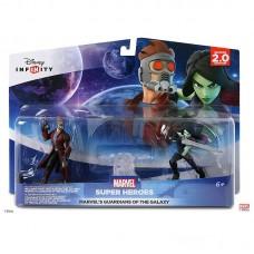 Disney Infinity 2.0 Набор 2+1: Cтражи Галактики (Звёздный лорд, Гамора, Стражи Галактики)