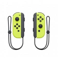 Набор 2 Контроллера Joy-Con (желтые)