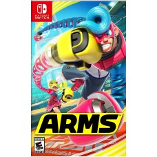 Arms русская версия для Nintendo Switch