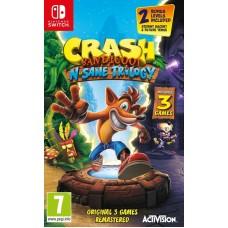Crash Bandicoot N'sane Trilogy для Nintendo Switch