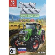 Farming Simulator Nintendo Switch Edition русская версия для Nintendo Switch