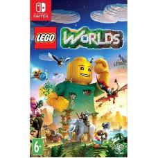 LEGO Worlds русская версия для Nintendo Switch