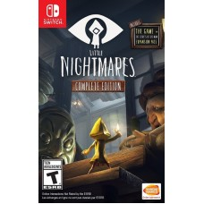 Little Nightmares. Complete Edition русские субтитры для Nintendo Switch