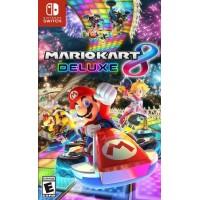 Mario Kart 8 Deluxe русская версия для Nintendo Switch