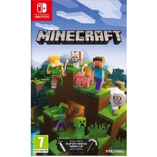 Minecraft русская версия для Nintendo Switch