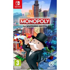 Monopoly русская версия для Nintendo Switch