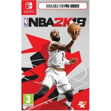 NBA 2K18 для Nintendo Switch