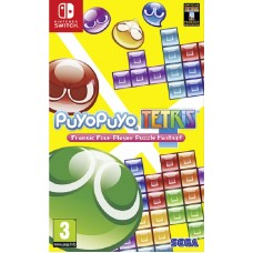 Puyo Puyo Tetris для Nintendo Switch
