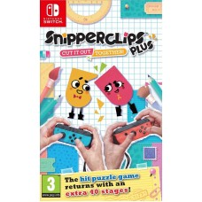 Snipperclips Plus: Cut it out, together!  для Nintendo Switch
