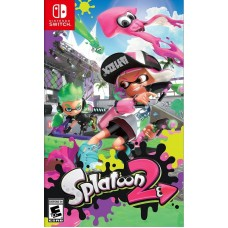 Splatoon 2 русская версия для Nintendo Switch