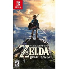 The Legend of Zelda: Breath of the Wild русская версия для Nintendo Switch