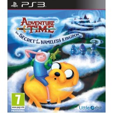 Игра для Playstation 3 Adventure Time: The Secret of the Nameless Kingdom