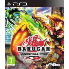 Bakugan: Defenders of the Core для PS3