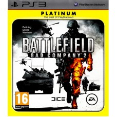 Battlefield: Bad Company 2 русская версия для PS3