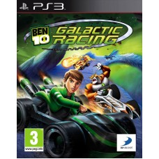 Ben 10: Galactic Racing для PS3