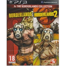 Borderlands Collection для PS3