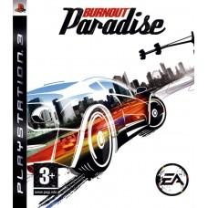 Burnout Paradise для PS3
