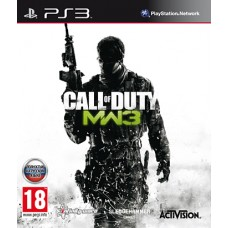 Call of Duty: Modern Warfare 3 русская версия для PS3