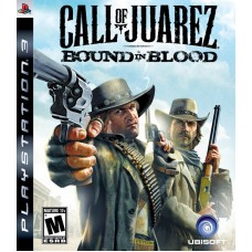 Call of Juarez: Bound in Blood для PS3