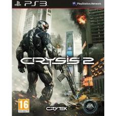 Crysis 2 русская версия для PS3