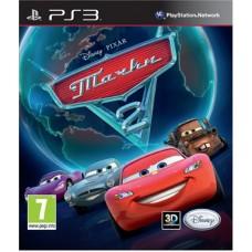 Disney/Pixar. Тачки 2 русская версия для PS3