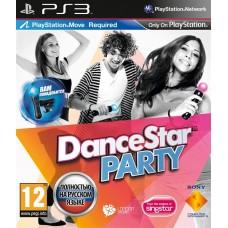 DanceStar Party для PS3