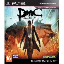 DMC Devil May Cry русские субтитры для PS3