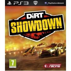 Dirt Showdown русская версия для PS3