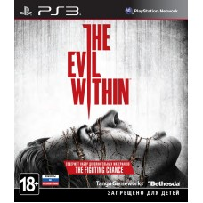 Evil Within русские субтитры для PS3