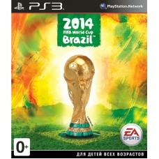 2014 FIFA World Cup Brazil для PS3